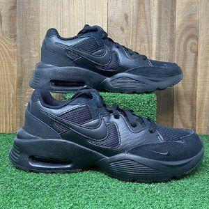 NEW Nike CJ1670-001 Air Max Fusion Triple Black Running Men's SZ 7.5